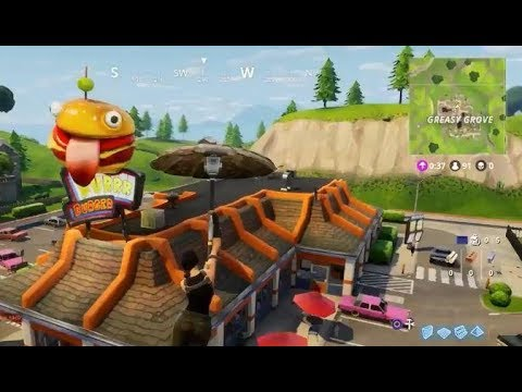 FORTNITE RASSEMBLEMENT GREASY GROVE REDDIT