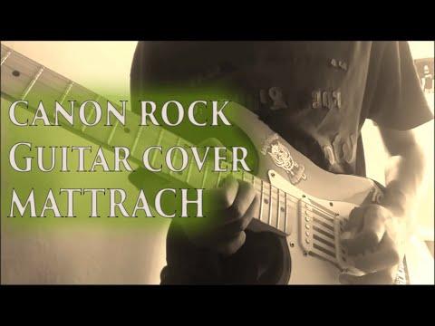 Canon Rock Cover (Mattrach version)