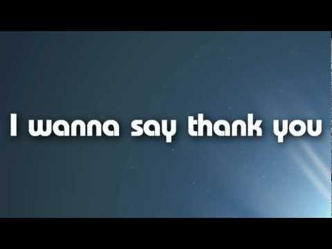 Thank You - The Katinas (Lyric) (HD)