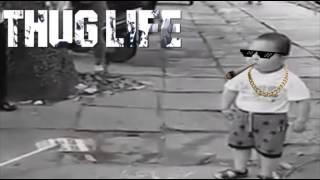 Thug Life Kids and Animals | Thug Life Crianças e Animais