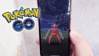 ¡CAPTURO DEOXYS de BUEN IV en Pokémon GO!! [Keibron]