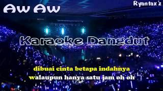Gambar cover Karaoke Aw Aw Dangdut by saut play boy