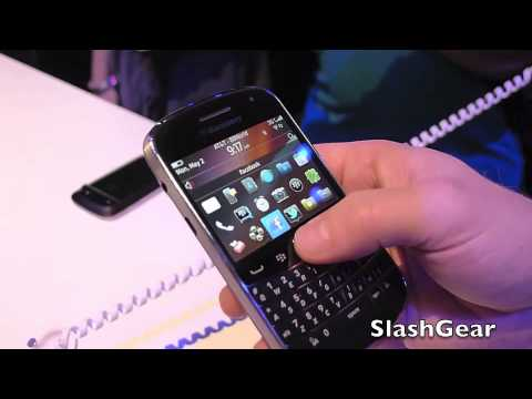 BlackBerry 7 OS (Bold 9900/9930) hands on