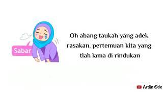 Download Mp3 Oh Abang Tahukah Adek Rasakan _fans Of Fans