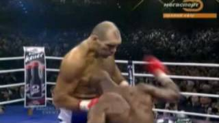 valuev vs holyfield