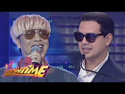 It's Showtime Miss Q & A: Vice Ganda's Q & A portion