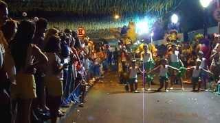Carnaval 2014-Centenário do Sul PR Os Canarinhos.