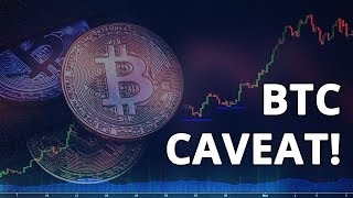 The #Bitcoin Caveat. Up or down? What to Look For! (Technical Analysis)