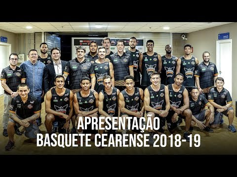 Apresentação Basquete Cearense 2018-19