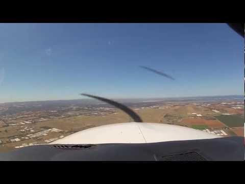 Landing @ Parafield Airport, Adelaide - GoPro HD Hero 2