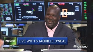 """A lot of athletes go broke"": Shaquille O'Neal on growing his wealth post NBA"