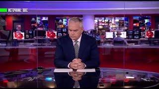 Неловкая пауза: о чём думал ведущий BBC во время четырёхминутного молчания в прямом эфире