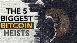 1,335,000 Bitcoin Went Missing In These Bitcoin Heists