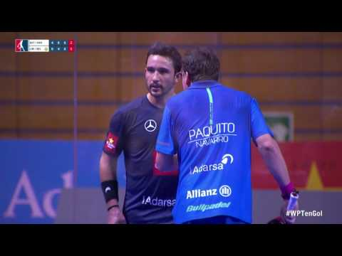 (Tie Break) Final Masculina Santander Open 2017 | World Padel Tour