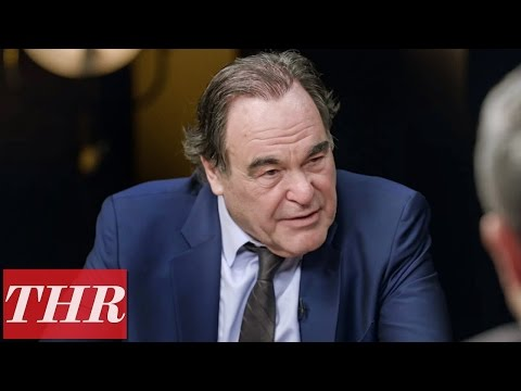 """Oliver Stone: '""""Snowden' Was One of the Hardest Things I've Done""""   Close Up With THR"""