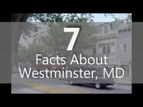 7 Little Known Facts About Westminster, MD