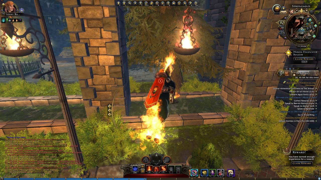 Neverwinter devoted cleric bis pvp build mod 9/mod 10 youtube.