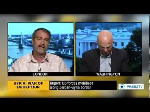 US' war plan for Syria is part of Greater Israel Project  Ken O'Keefe