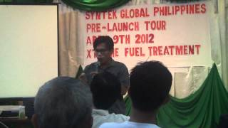 Syntek Global XFT Fuel Saver Testimony 1-Xtreme Fuel Treatment-Philippines