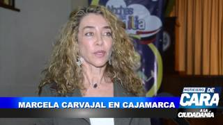 MARCELA CARVAJAL EN CAJAMARCA