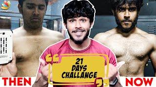 21 Days Weight Loss Challenge!   Lose Belly Fat Fast   Vj Annamalai, Fitness, Quarantine, Lockdown