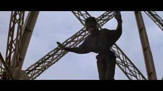 A VIEW TO A KILL - EIFFEL TOWER LEAP