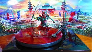 Iron Maiden Lost In A Lost World Senjutsu Red Vinyl Edition
