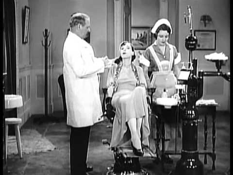 The Dentist (1932) W.C. FIELDS