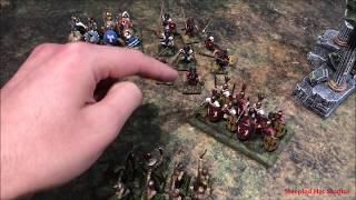 Hail Caesar! Walkthrough Part 8 Ranged Attacks Short, Long, Distance, Target, Choices, Attacks
