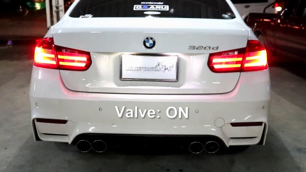 Review ชุดท่อไอเสีย BMW F30 320D by PW PrideRacing