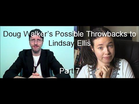 Doug Walker's Possible Throwbacks to Lindsay Ellis Part 7