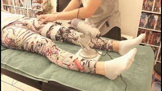 Pasc ASMR: Amazing Leggins Scratching (Leg Scratching)