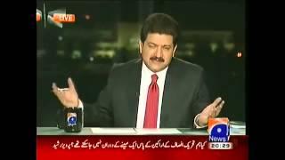 Imran Khan's Lawyer Made Hamid Mir Speechless.mp4