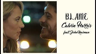 Baixar Calvin Harris Blame feat. John Newman (Tradução) Trilha Sonora A Força do Querer.