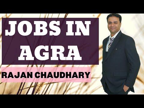 Jobs in Agra | Vacancies in Agra | Agra Jobs | Free Private Jobs | Rajan Chaudhary