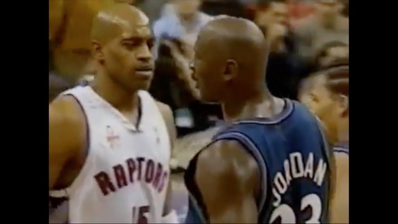 najniższa cena najlepiej kochany konkretna oferta Michael Jordan (Age 38) shuts down Vince Carter - 0 pts in 2nd half