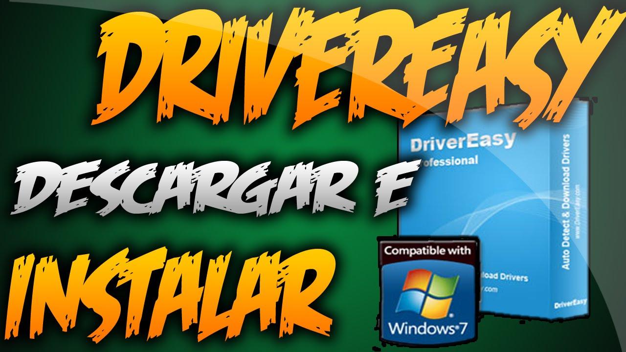 Descargar E Instalar DriverEasy | Full 2014 en Español | Para ...