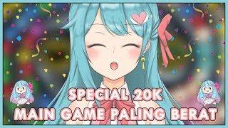 Happy 20k, Sambil Main Game Terberat..