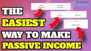Make Money Online: 🔥 Earn Lifetime Income From One Time Actions 🔥