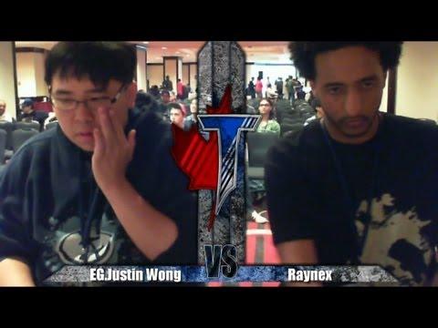 Toryuken KOF13 Tournament form Canada
