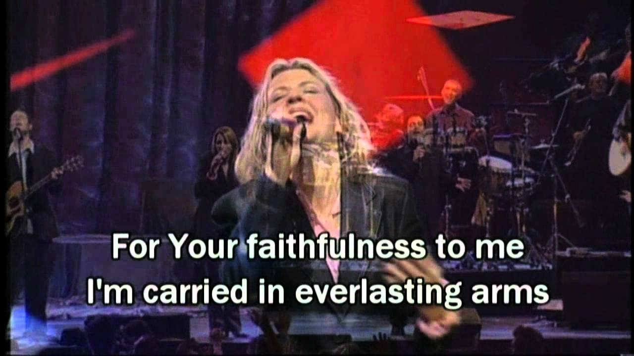 Hillsong - Through it all