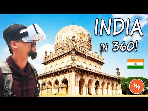 India In VR 360 (World Race)