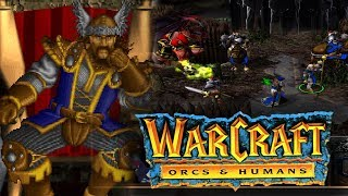 KOŃCZYMY TO - Kampania Ludzi - Warcraft 1: Orcs and Humans
