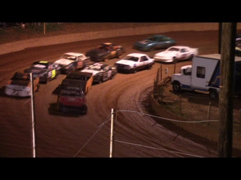 Winder Barrow Speedway Stock Four Cylinders 7/30/16
