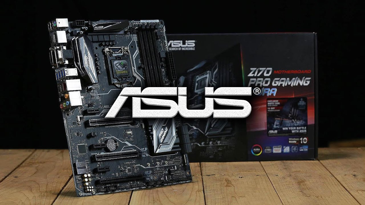All New Aura RGB Lighting Effects on ASUS Pro Gaming Motherboards .