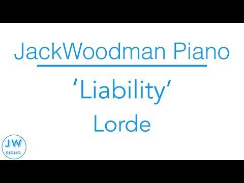 Liability | LORDE