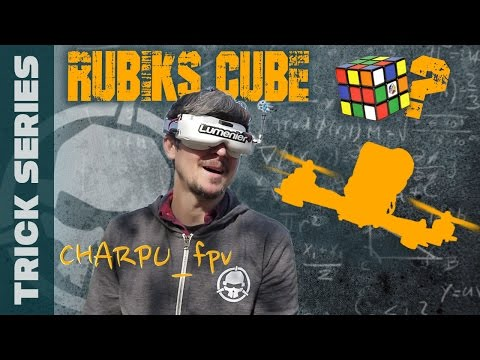 Rubiks Cube With Charpu - Trick Series