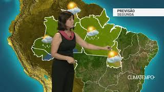 Previsão Norte – Chuva e diminuição do calor no AC e RO