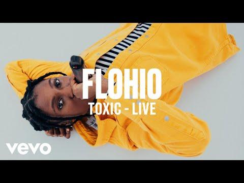 Flohio - Toxic (Live)   Vevo DSCVR ARTISTS TO WATCH 2019 Mp3