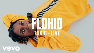 Flohio - Toxic (Live) | Vevo DSCVR ARTISTS TO WATCH 2019